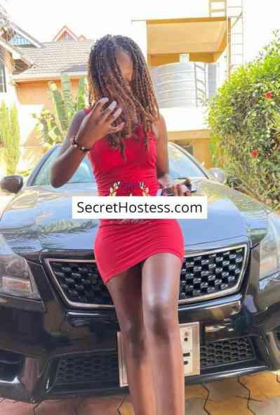 20 year old Ebony Escort in Nairobi June, Agency