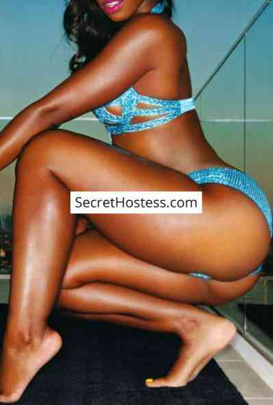 25 year old Ebony Escort in Kampala Leah, Independent