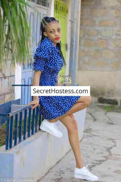 20 year old Ebony Escort in Nairobi Zara, Agency