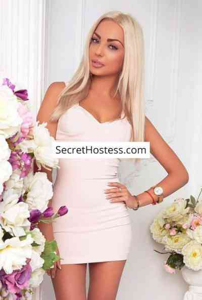 22 year old European Escort in Moscow Silvia, Agency