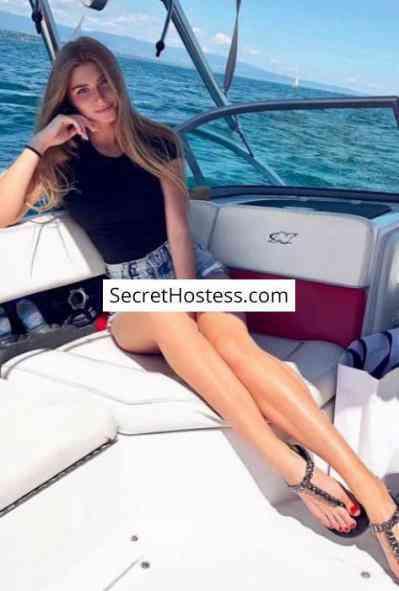 23 year old European Escort in Cannes Josephine VIP model, Agency