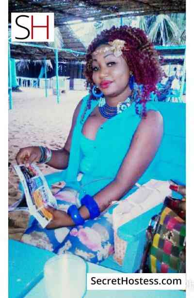 24 year old Malian Escort in Cotonou MARIA, Agency: luna cristale escort