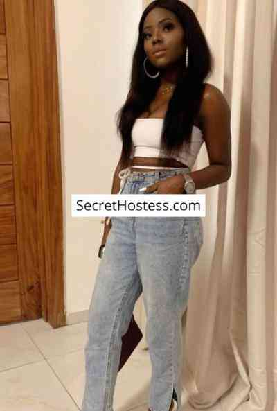 21 year old Ebony Escort in Lagos Petite, Independent