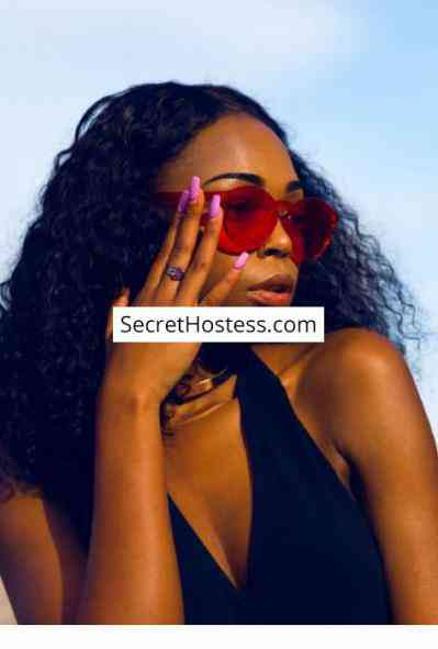 25 year old Ebony Escort in Lagos Pretty, Independent