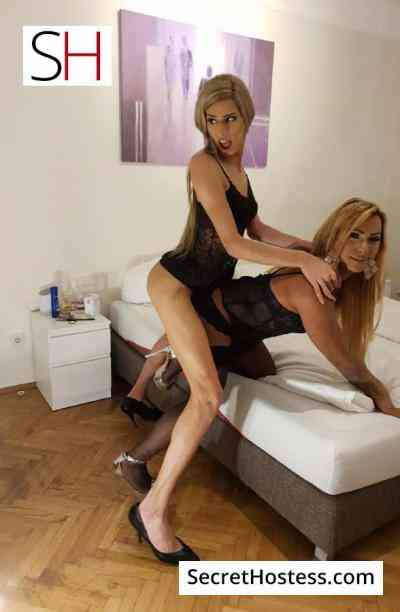 24 year old Brazilian Escort in Linz Karina and Vanessa, Agency