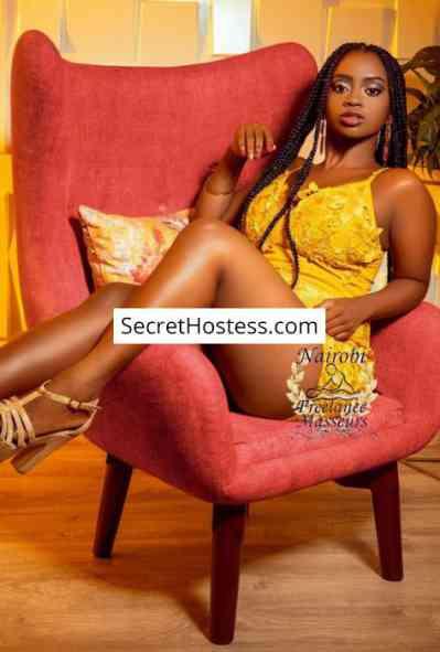 22 year old Ebony Escort in Nairobi Kikih, Agency