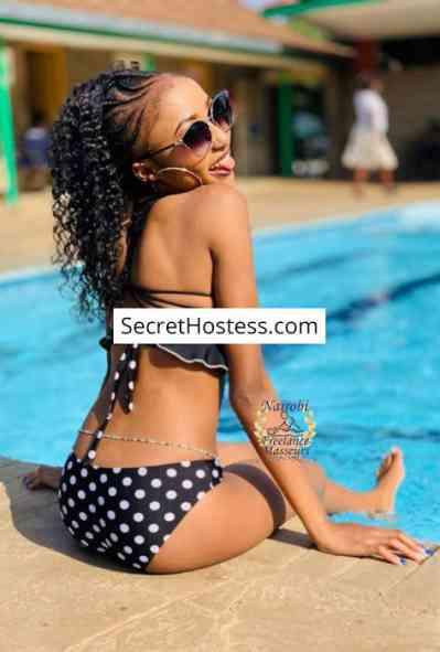 21 year old Ebony Escort in Nairobi Natalie, Agency