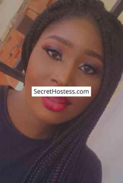 21 year old Ebony Escort in Abuja Nina, Independent