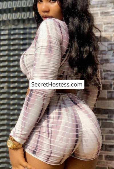 25 year old Ebony Escort in Accra Jemi, Independent