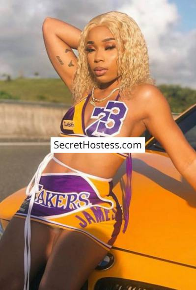 23 year old Ebony Escort in Barbados Kendra, Independent